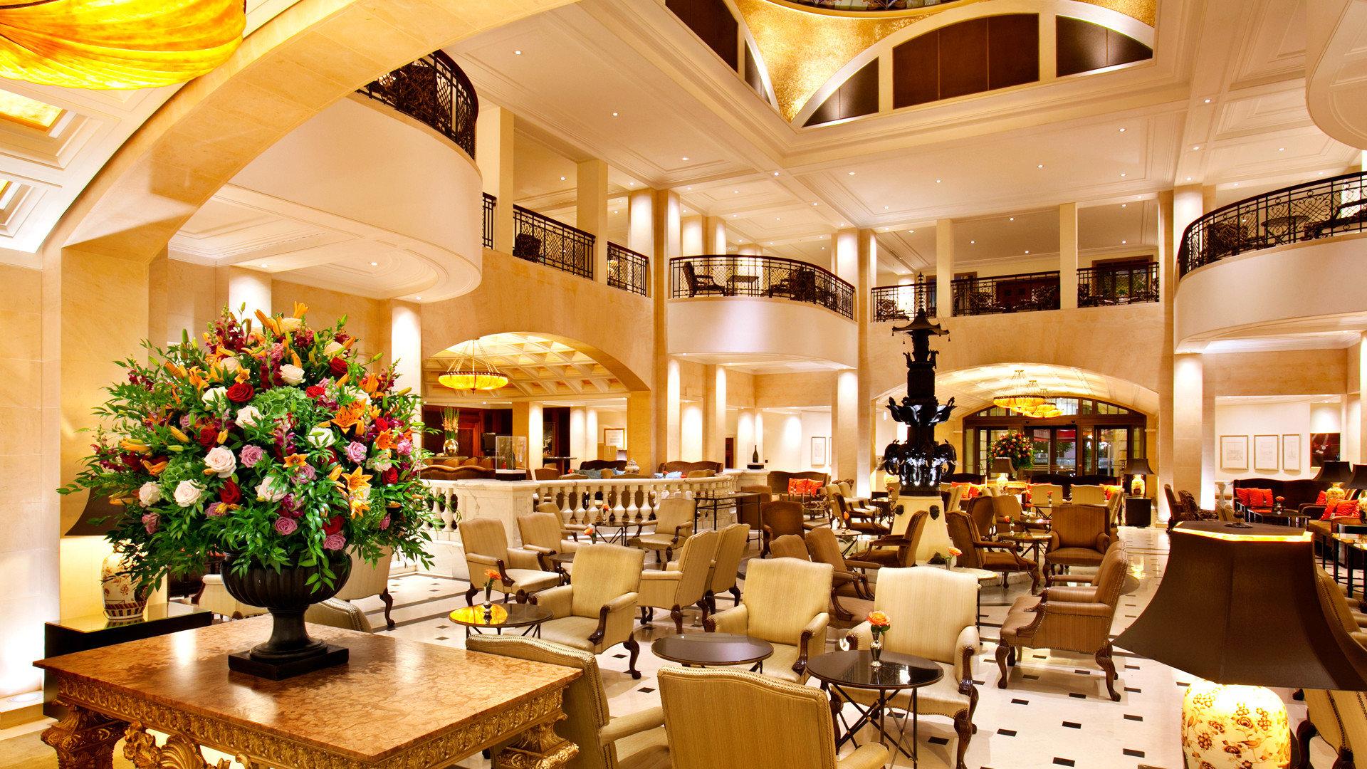 Lobby Lounge Dining restaurant home