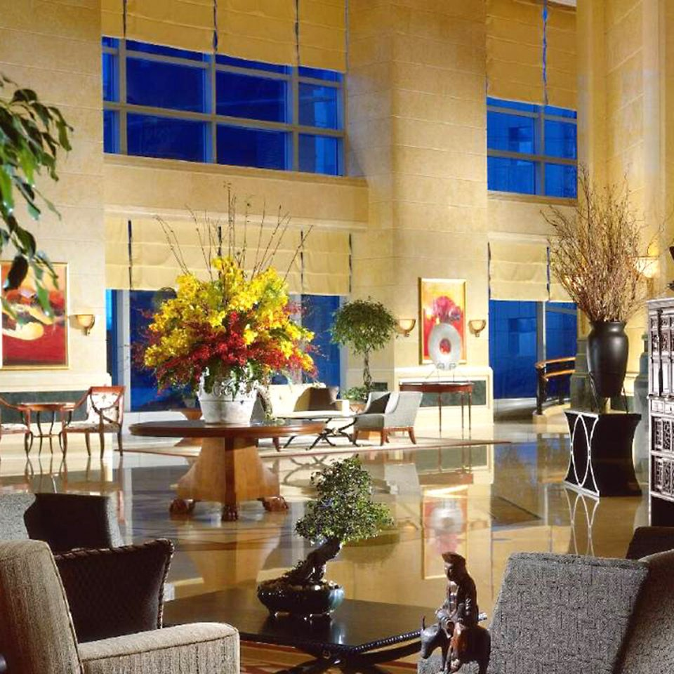 Lobby Lounge Luxury building restaurant Dining