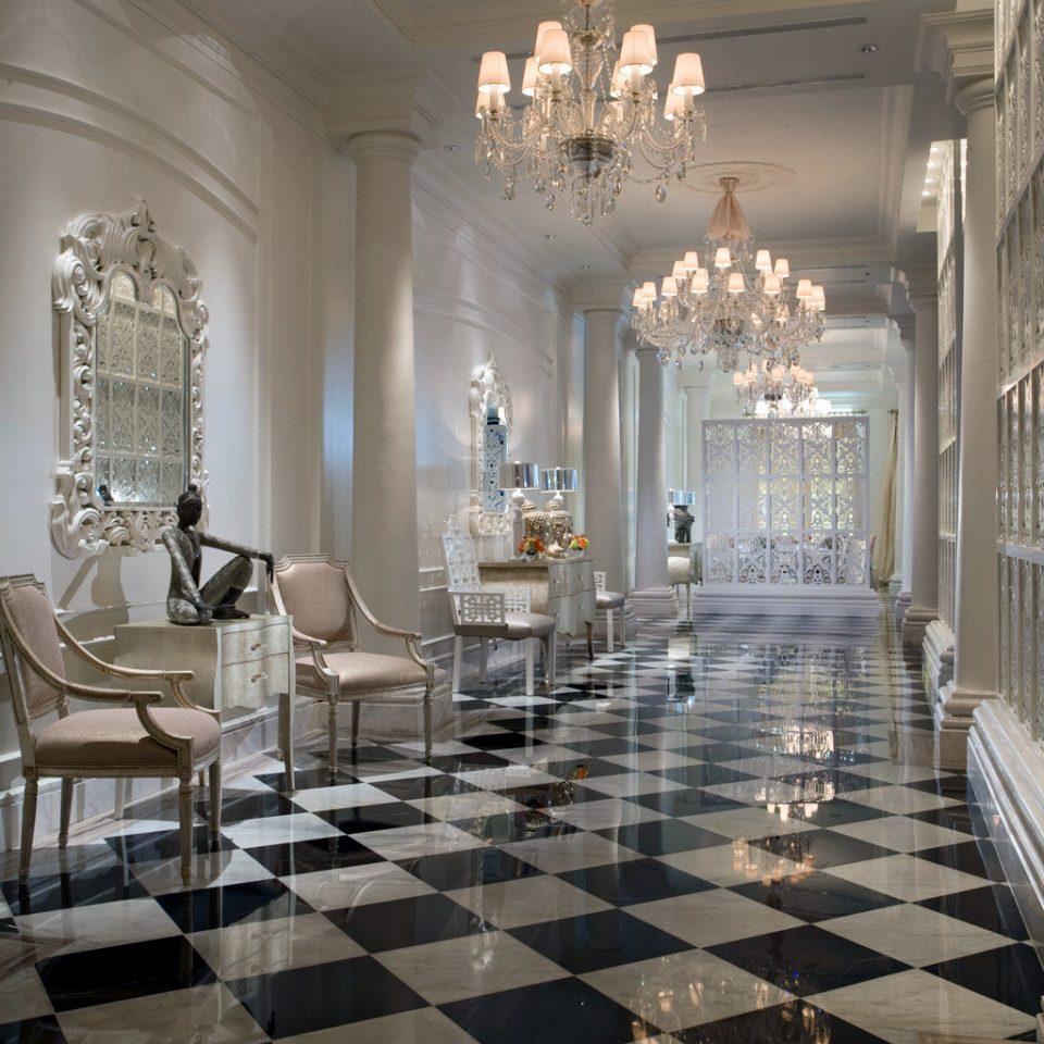 Dining Lobby Luxury Romance building aisle lighting flooring ballroom hall palace living room mansion tile tiled