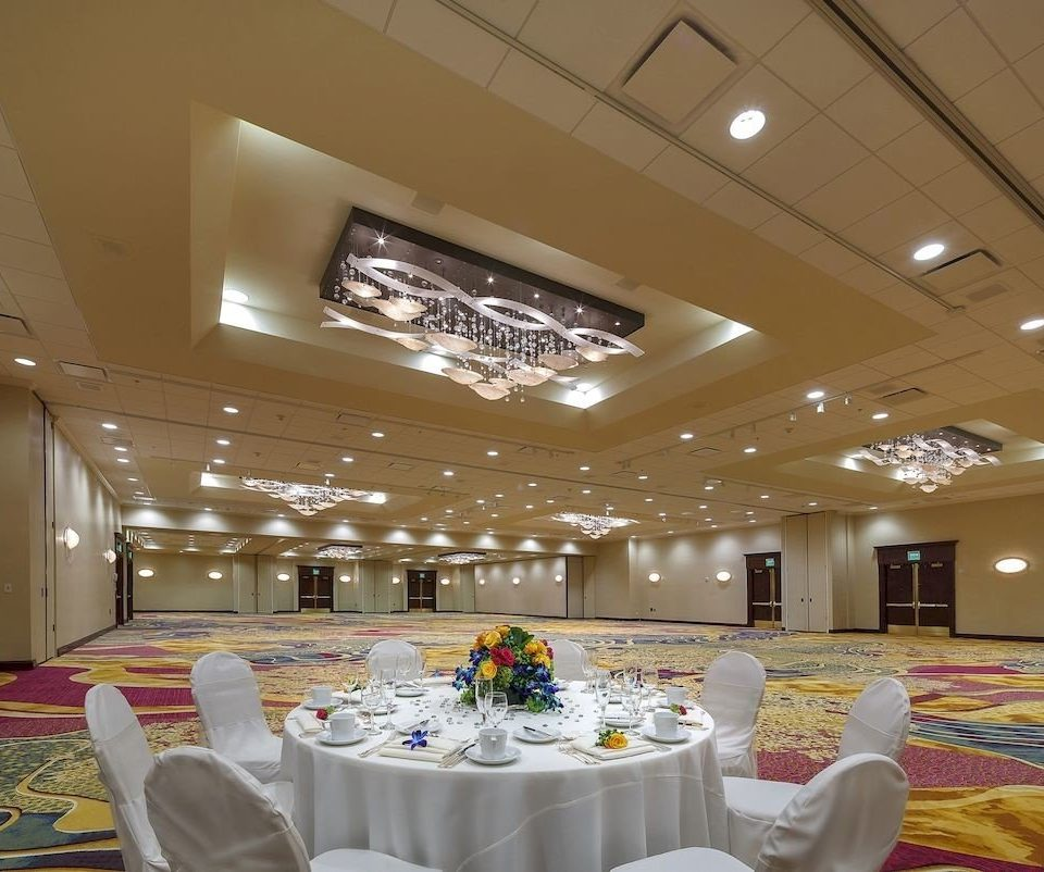 Modern plate function hall banquet white Dining conference hall convention center restaurant ballroom passenger ship vehicle Lobby yacht