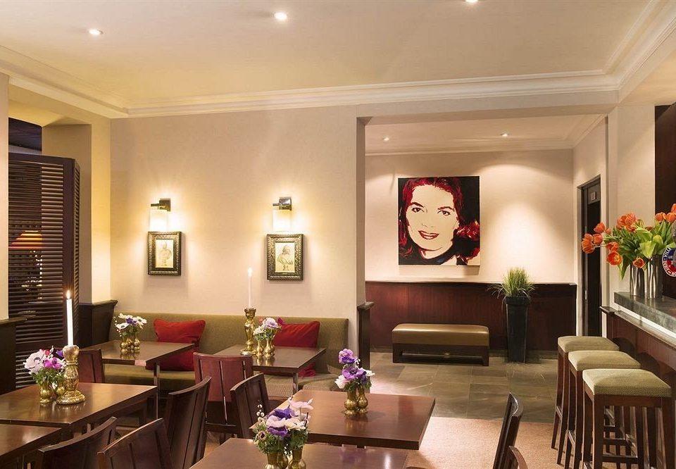 property Lobby Suite living room restaurant function hall home Dining Resort condominium Modern flat