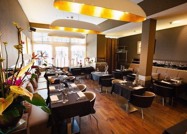 restaurant café function hall Lobby Resort Dining