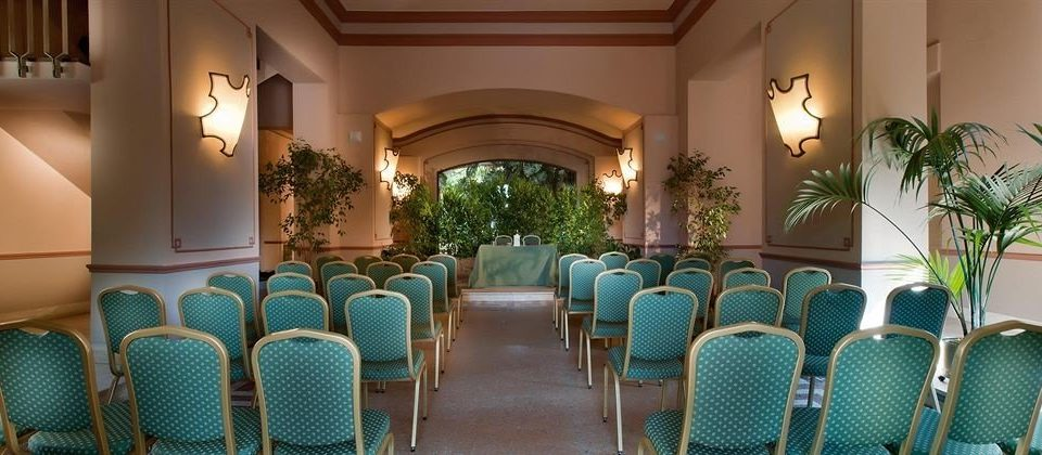 chair property Lobby function hall restaurant green Resort Dining Suite convention center palace conference hall ballroom set dining table