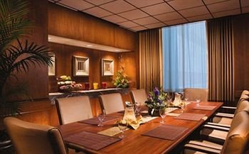 Suite conference hall Lobby Resort living room convention center function hall Dining leather dining table