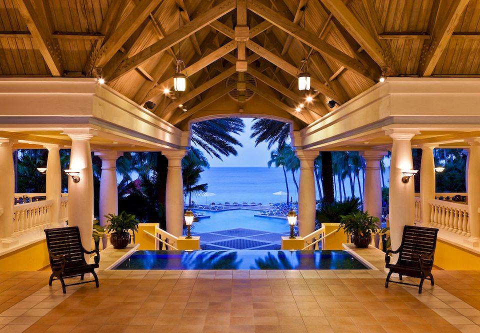 recreation room billiard room Resort home Lobby mansion function hall Villa living room Dining