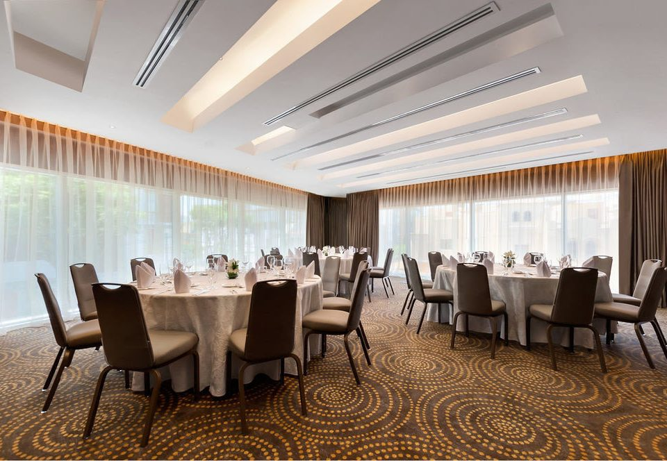 chair Lobby function hall conference hall restaurant Dining convention center ballroom Suite dining table
