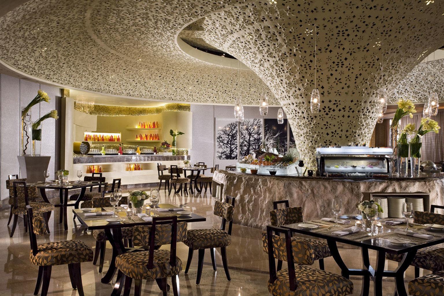 Dining Luxury Romance chair restaurant function hall ballroom dining table