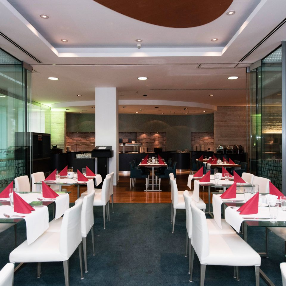 chair restaurant function hall cafeteria conference hall Dining convention center banquet food court ballroom Modern