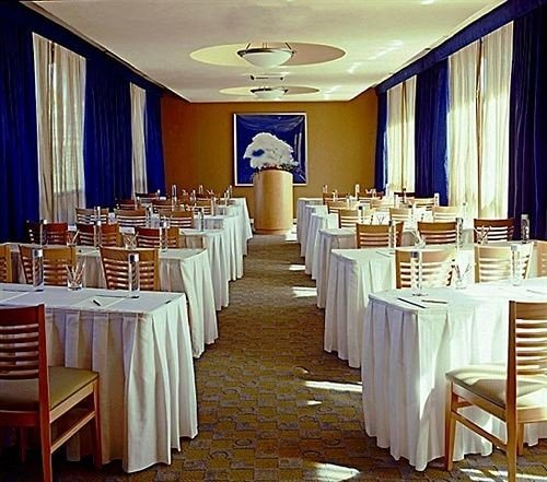chair function hall banquet wedding ceremony conference hall Dining Party ballroom event white convention center meeting restaurant wedding reception aisle set