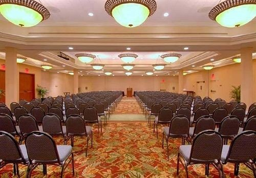 chair function hall auditorium conference hall banquet ballroom convention center meeting Dining convention Party conference room