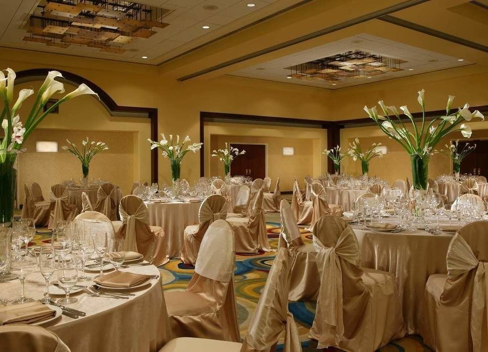 function hall wedding banquet ceremony wedding reception ballroom Party event restaurant centrepiece Dining fancy dinner dining table