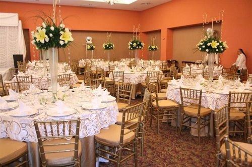 chair Dining function hall banquet Party wedding reception restaurant ballroom set brunch rehearsal dinner dining table