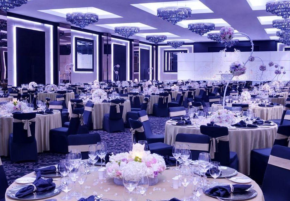 function hall banquet wedding wedding reception centrepiece Party quinceañera ballroom ceremony Dining restaurant dining table