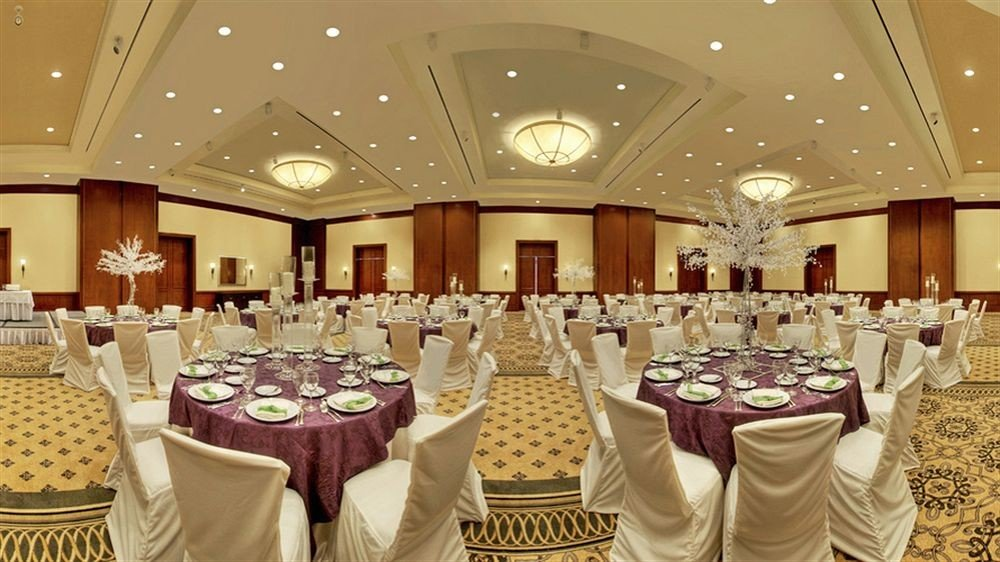 function hall chair banquet Dining ballroom wedding ceremony wedding reception conference hall fancy Party convention center set
