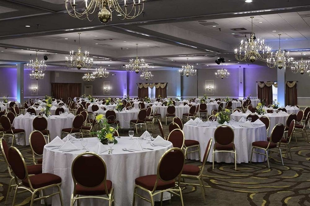 chair function hall banquet wedding wedding reception ceremony scene Party ballroom event convention center Dining conference hall restaurant conference room