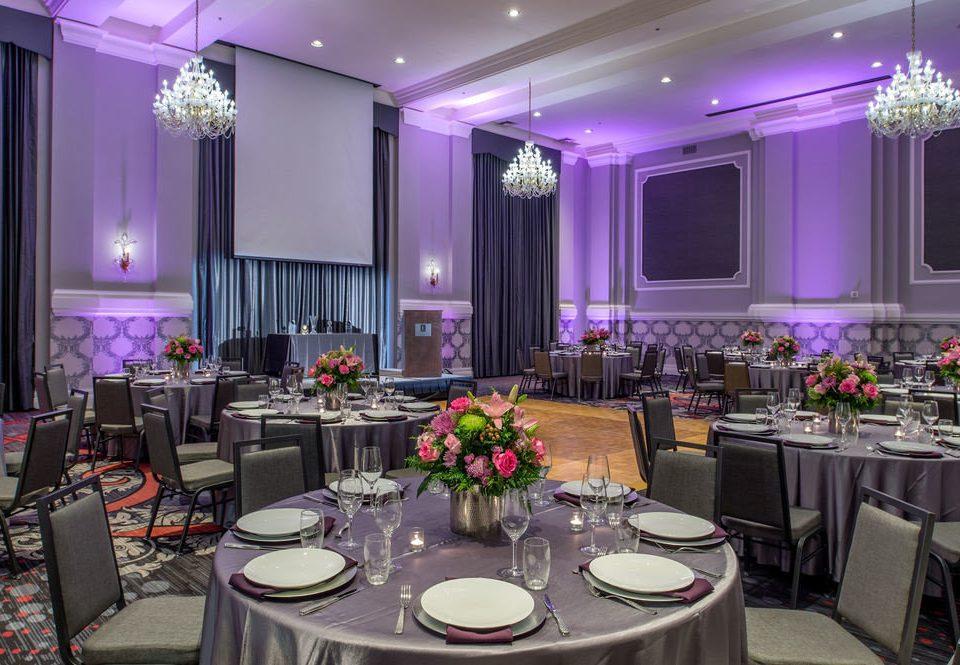 function hall banquet quinceañera Dining Party ballroom conference hall convention center wedding reception set