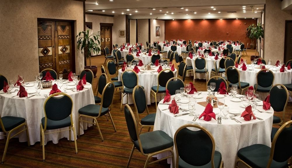 chair Dining function hall banquet ceremony wedding restaurant dinner Party ballroom full lunch wedding reception