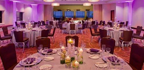 function hall Dining banquet wedding reception Party quinceañera wedding restaurant ceremony ballroom dinner set dining table