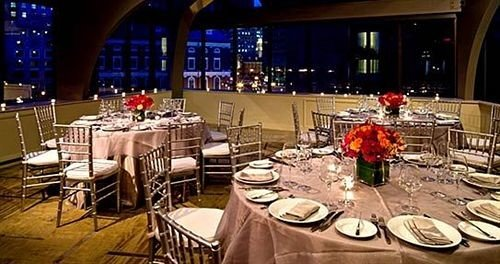 function hall banquet dinner Dining wedding reception restaurant Party ballroom buffet set dining table