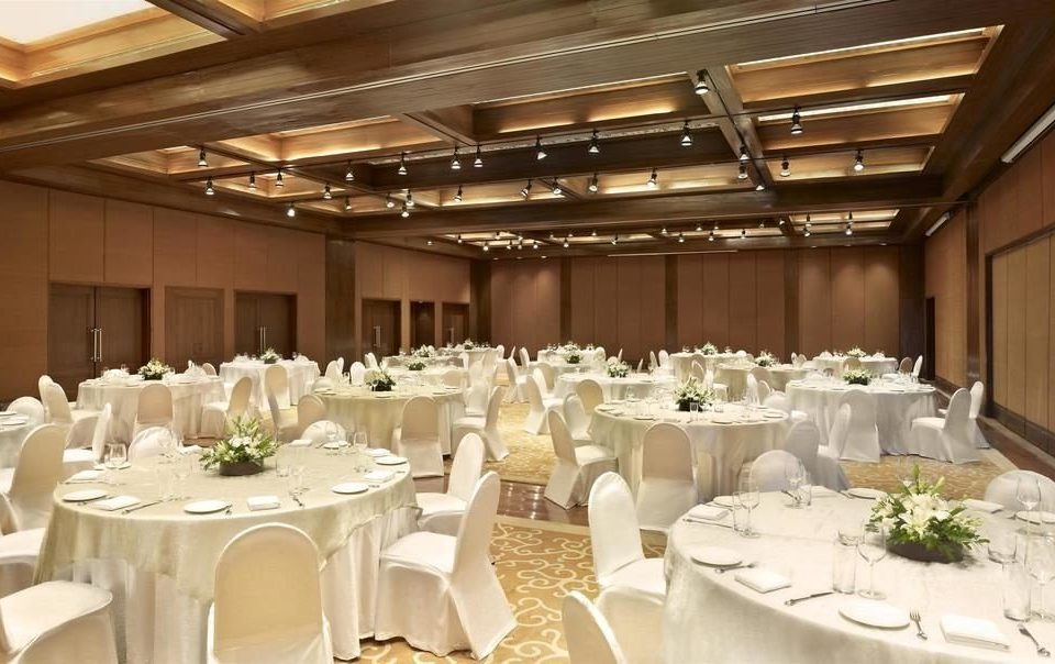 function hall plate banquet wedding ballroom ceremony Party wedding reception conference hall convention center Dining fancy dining table restaurant
