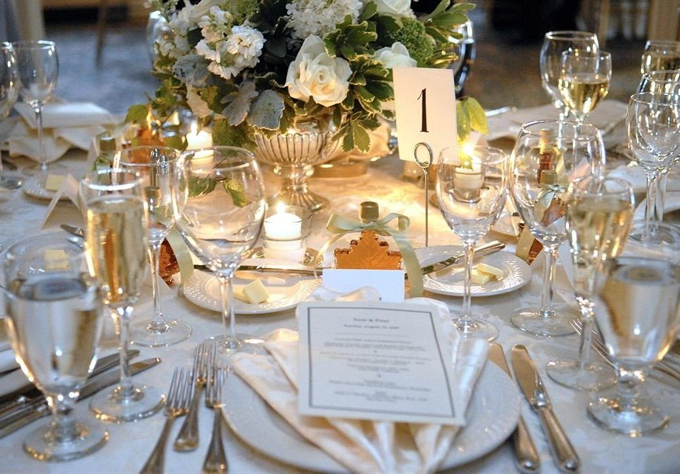 wine glasses centrepiece wedding dining table dinner ceremony Dining banquet wedding reception function hall Party rehearsal dinner brunch restaurant flower arranging floral design ballroom set