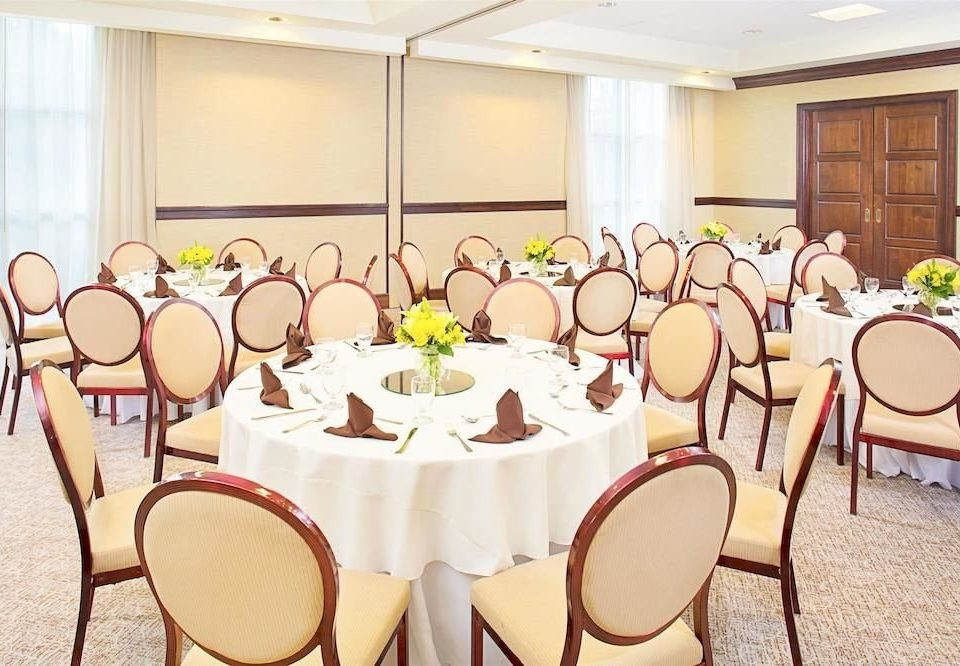 chair Dining function hall banquet wedding Party conference hall restaurant wedding reception ballroom dining table