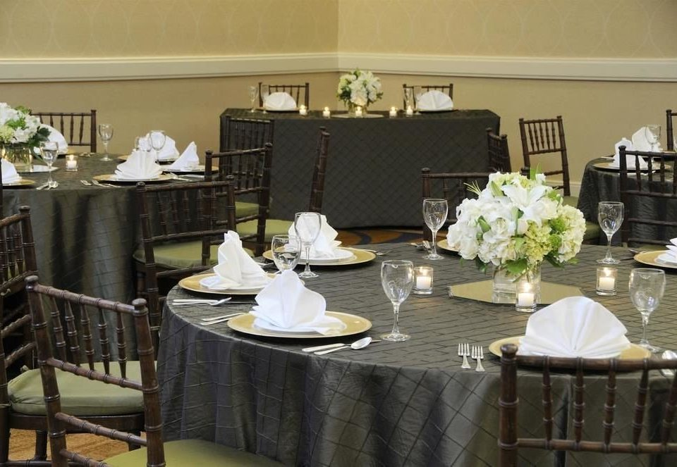 chair restaurant banquet function hall Dining brunch centrepiece Party lunch dinner set dining table