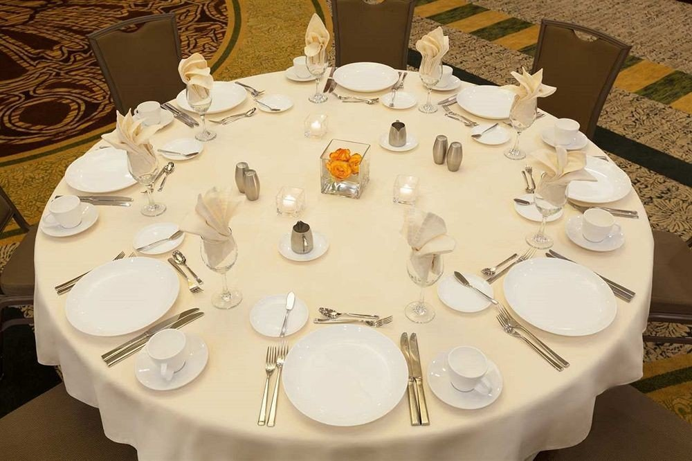 plate Dining set banquet dinner centrepiece dining table ceremony event Party porcelain
