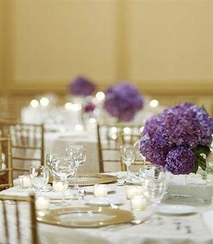 centrepiece purple flower flower arranging Party floristry wedding wedding reception floral design Dining dinner dining table