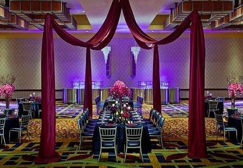 chair function hall banquet ceremony wedding reception quinceañera Resort wedding Party aisle Dining ballroom