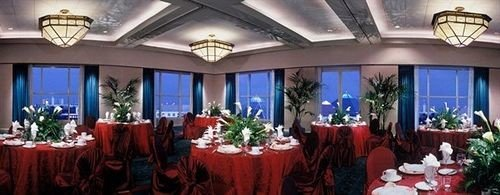 function hall banquet wedding ceremony wedding reception ballroom Dining Party fancy Resort dining table