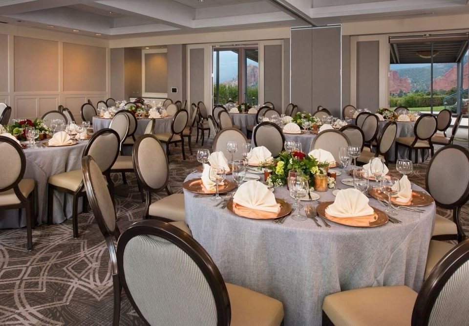 chair function hall banquet restaurant Party brunch conference hall Suite ballroom wedding reception Dining cluttered