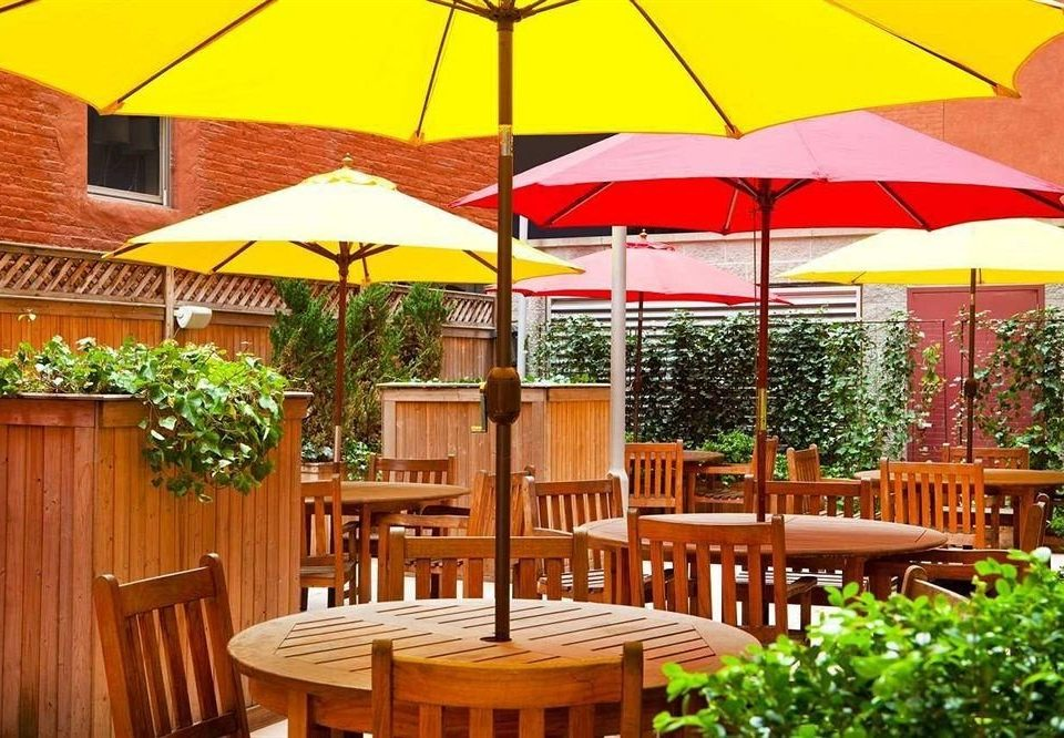 umbrella chair accessory Dining wooden lawn outdoor structure gazebo restaurant Patio set