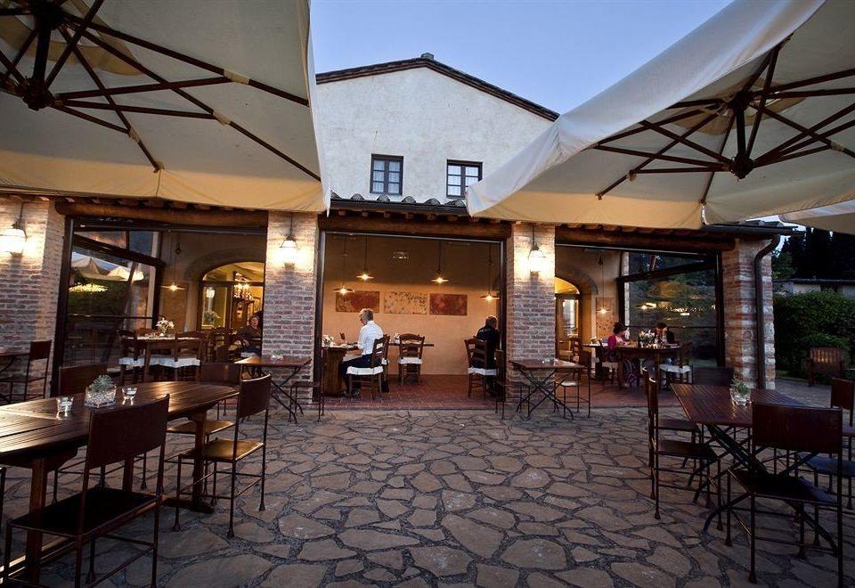 property Resort restaurant Villa hacienda outdoor structure Dining Patio