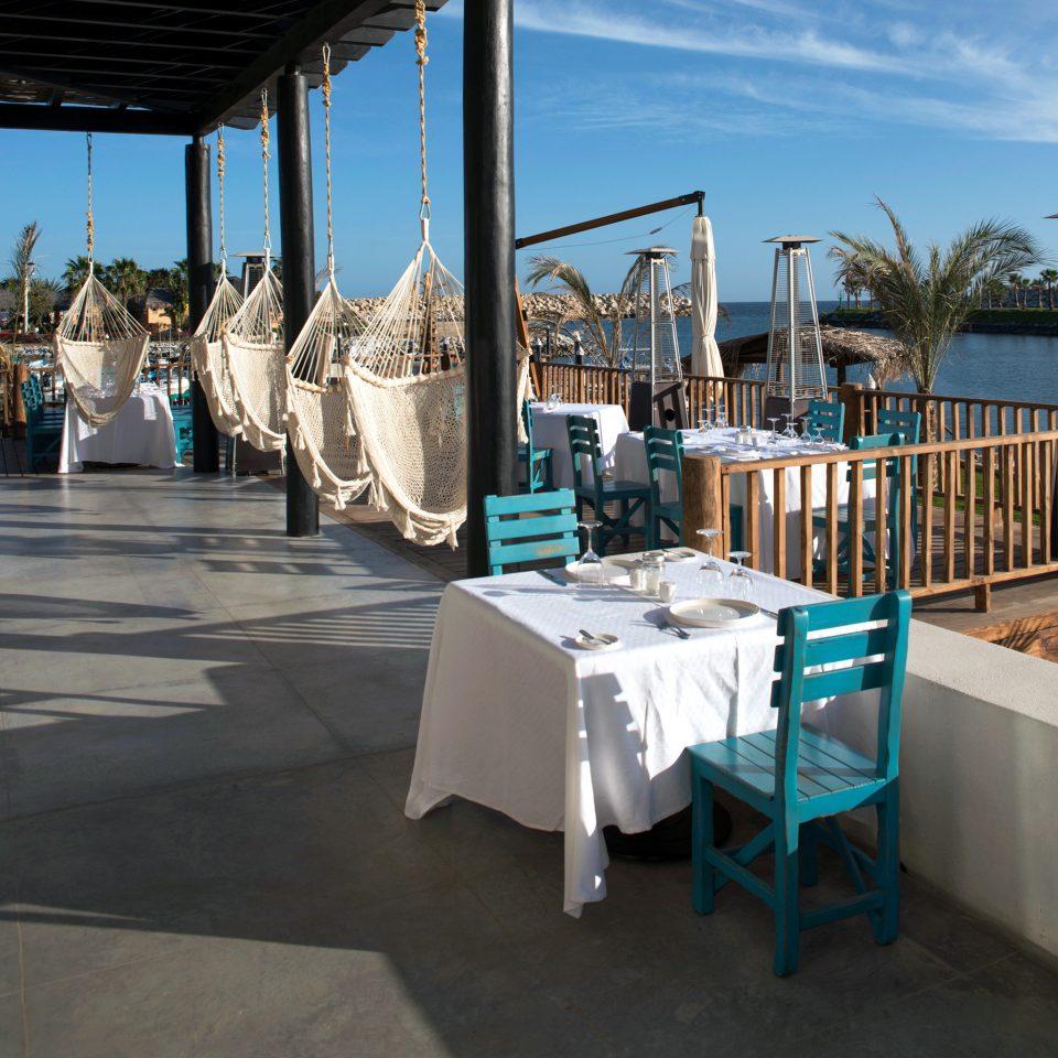 Dining Patio sky restaurant