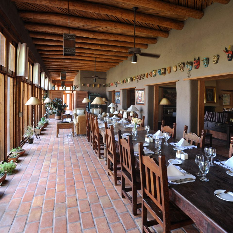 Dining restaurant function hall Resort aisle
