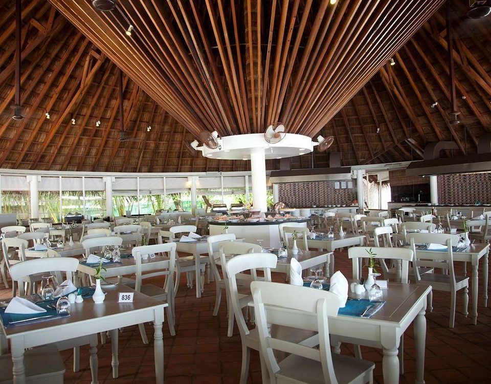 chair restaurant function hall Dining Resort convention center ballroom set dining table