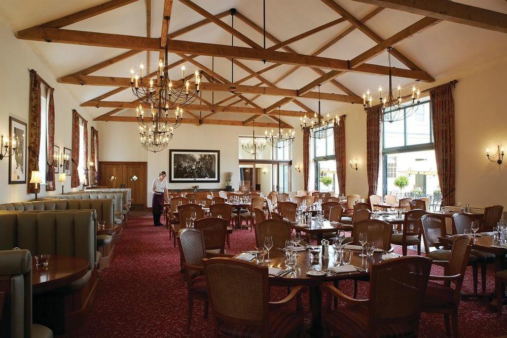 chair restaurant Dining function hall Resort ballroom set