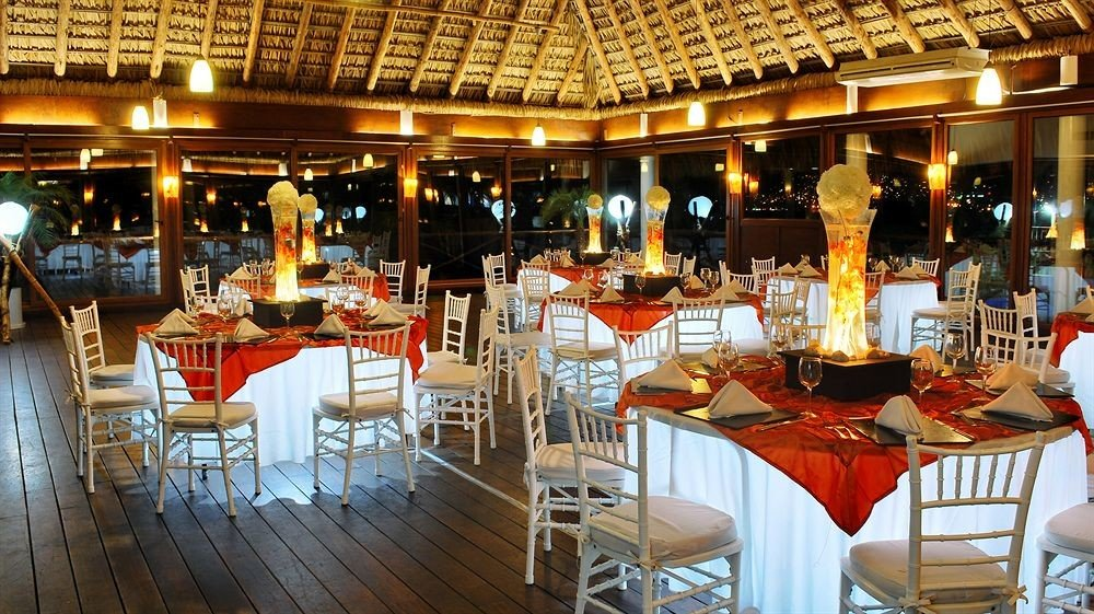 chair Dining function hall restaurant banquet Resort set