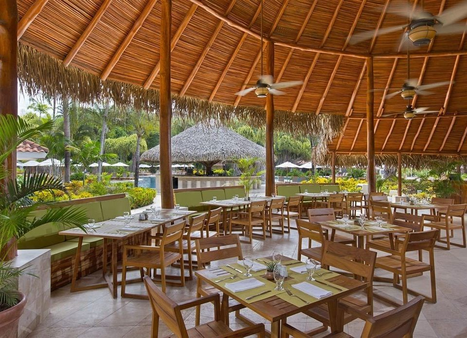 chair building Resort restaurant function hall eco hotel Dining