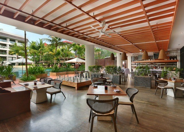 property chair building Resort Dining restaurant outdoor structure condominium