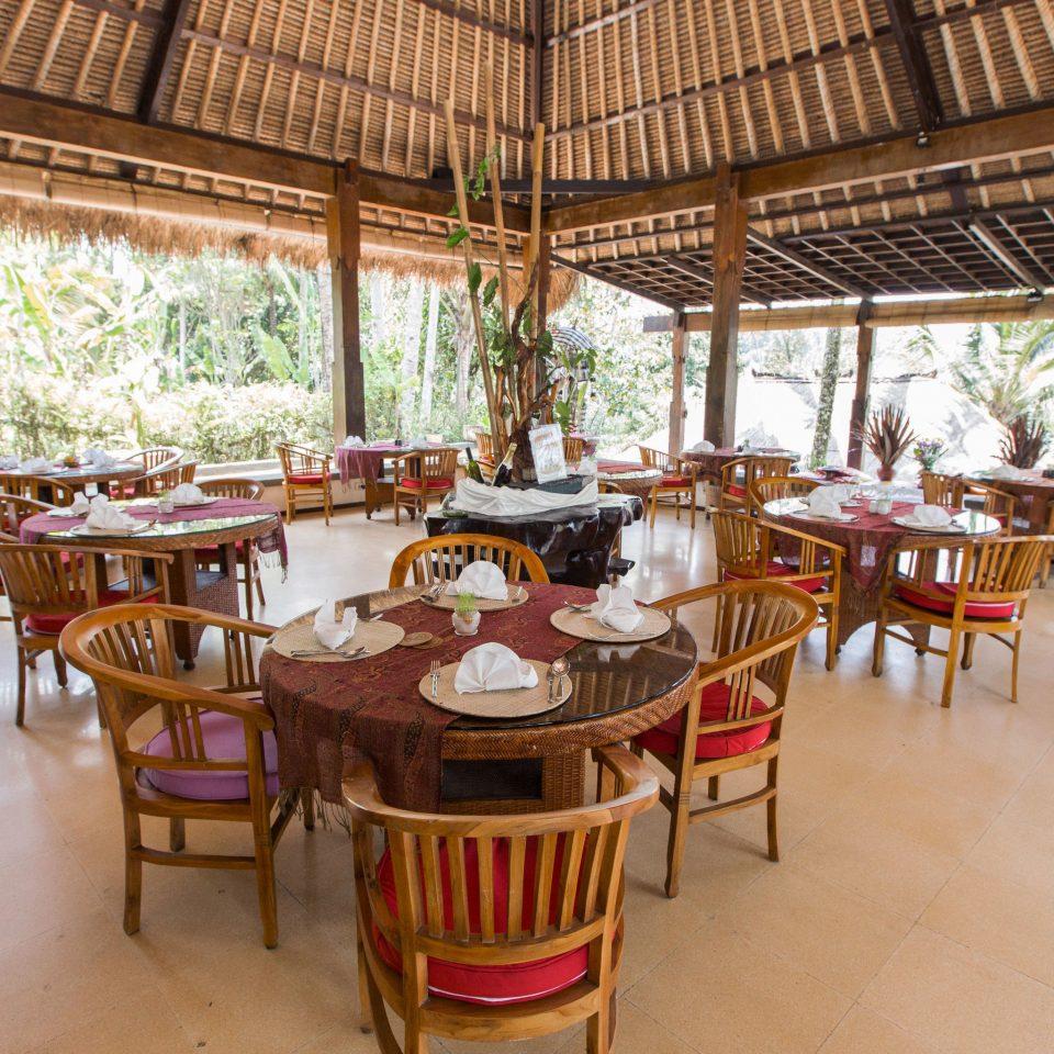 chair building property Resort restaurant Dining function hall palace hacienda