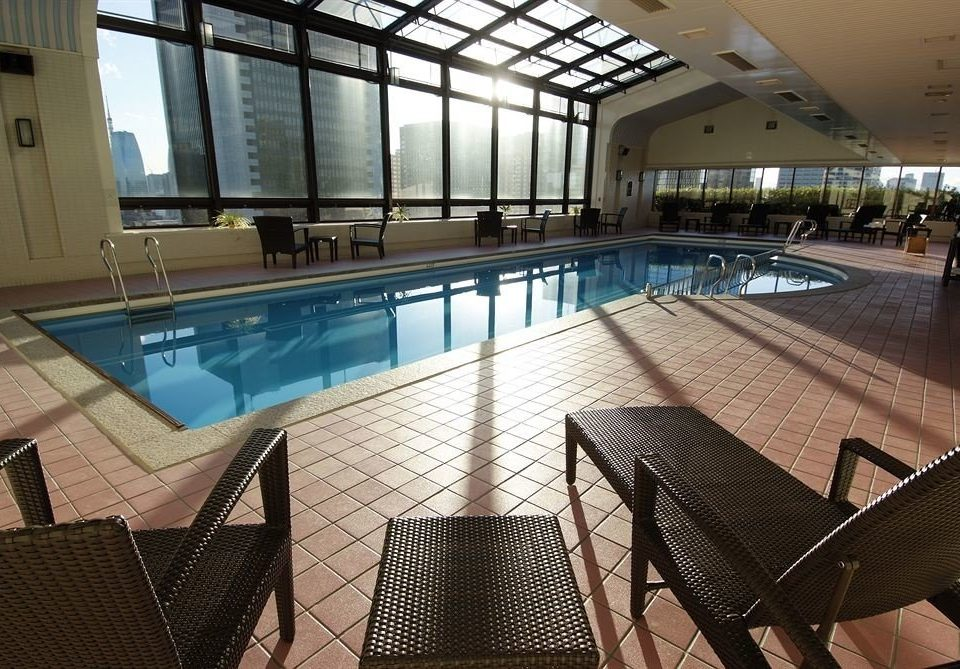chair swimming pool leisure property Resort condominium Dining empty