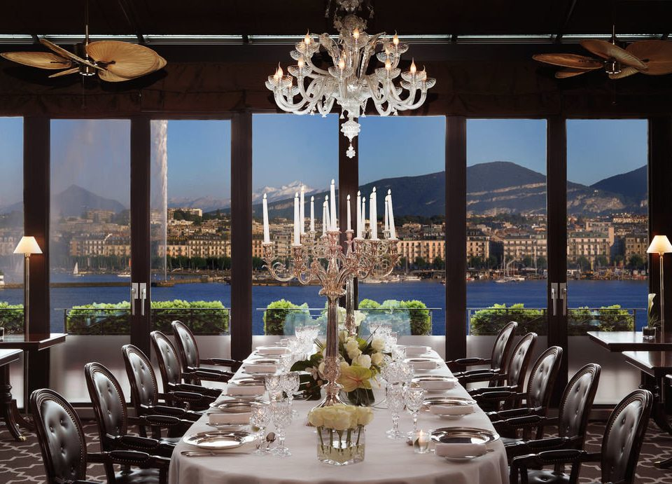 chair restaurant Dining function hall Resort wedding wedding reception rehearsal dinner overlooking set dining table conference room