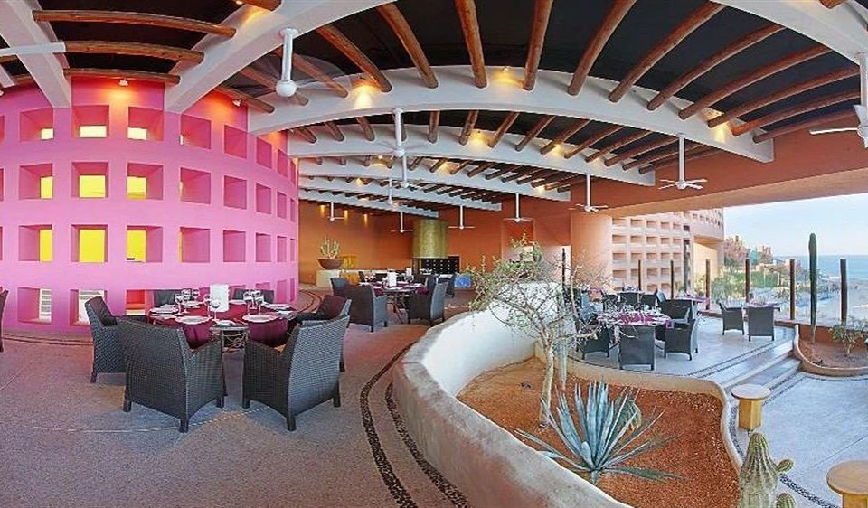 chair Resort restaurant Dining hacienda convention center