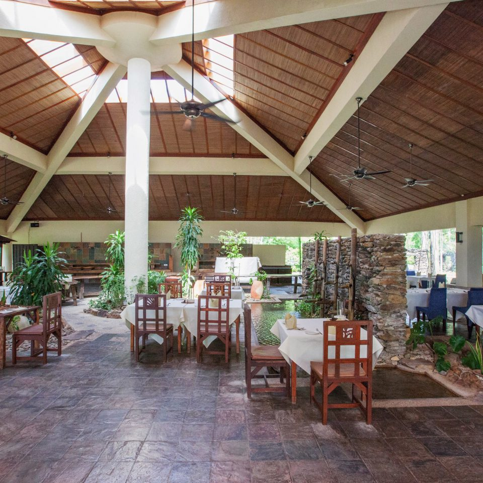ground chair property Resort Dining restaurant hacienda eco hotel function hall cottage outdoor structure