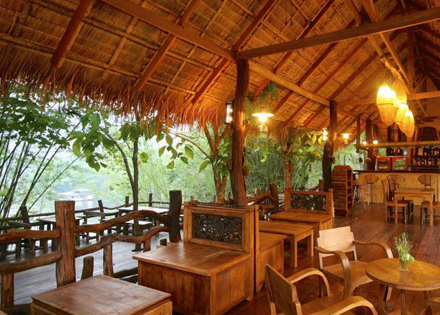 chair wooden Resort property restaurant Dining eco hotel hacienda tavern cottage dining table