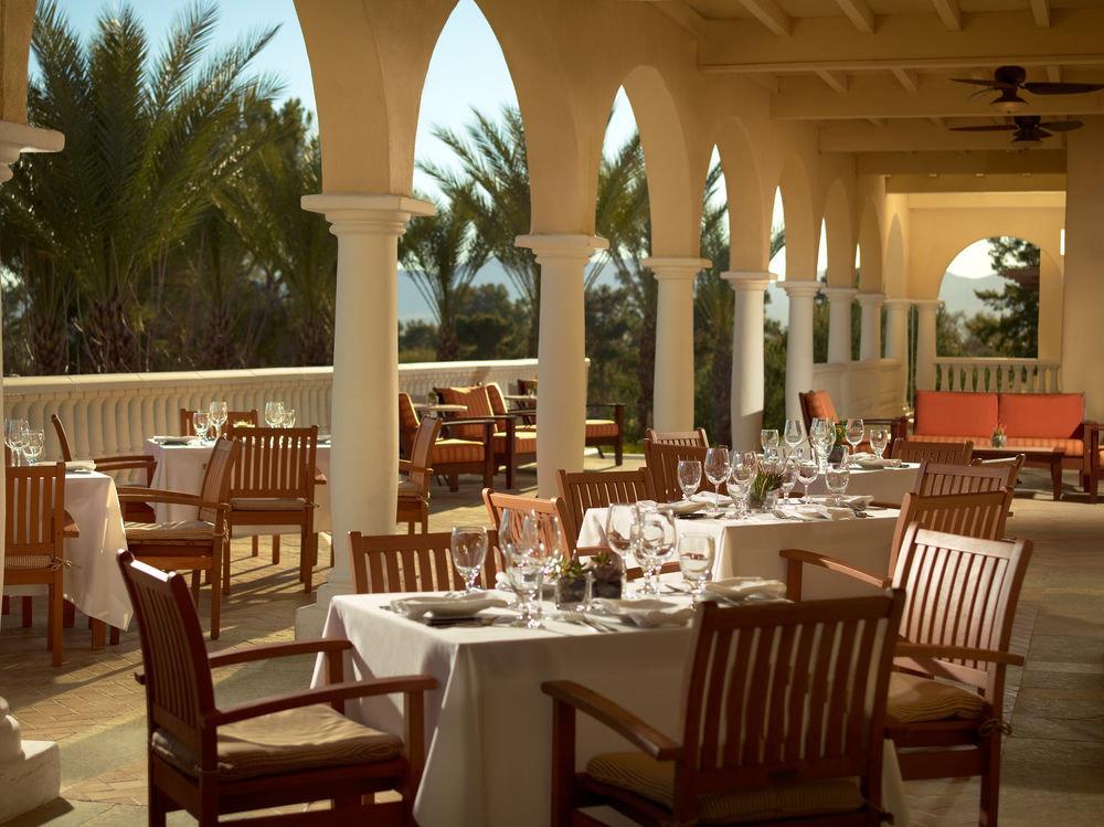 chair Dining restaurant function hall Resort palace hacienda set dining table
