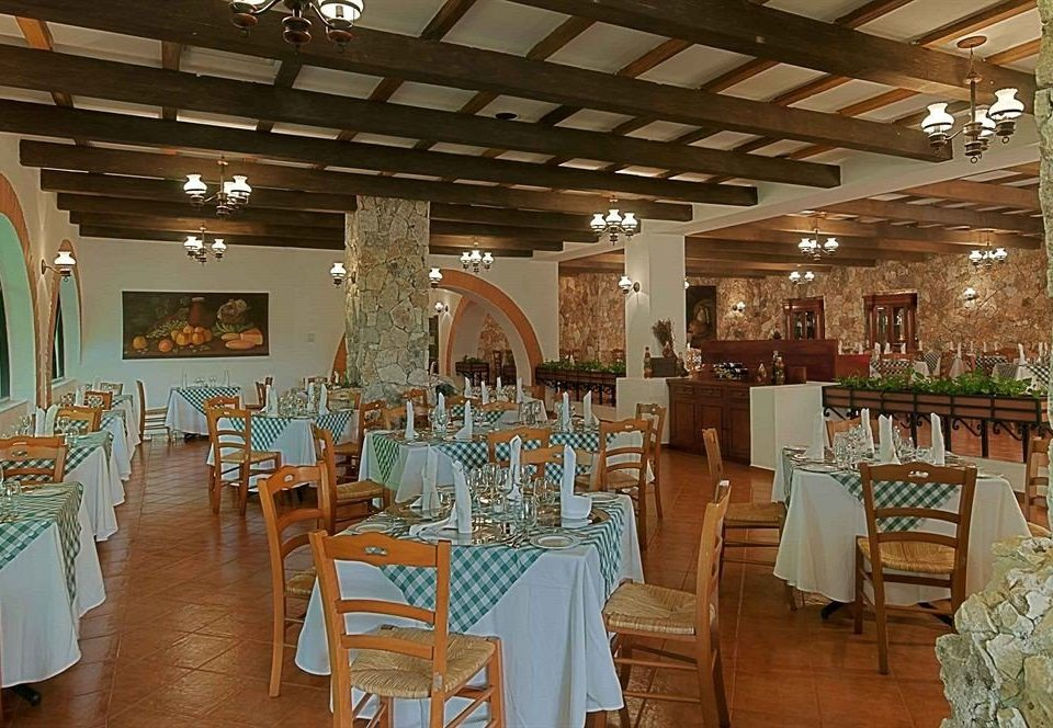 chair Dining restaurant function hall Resort