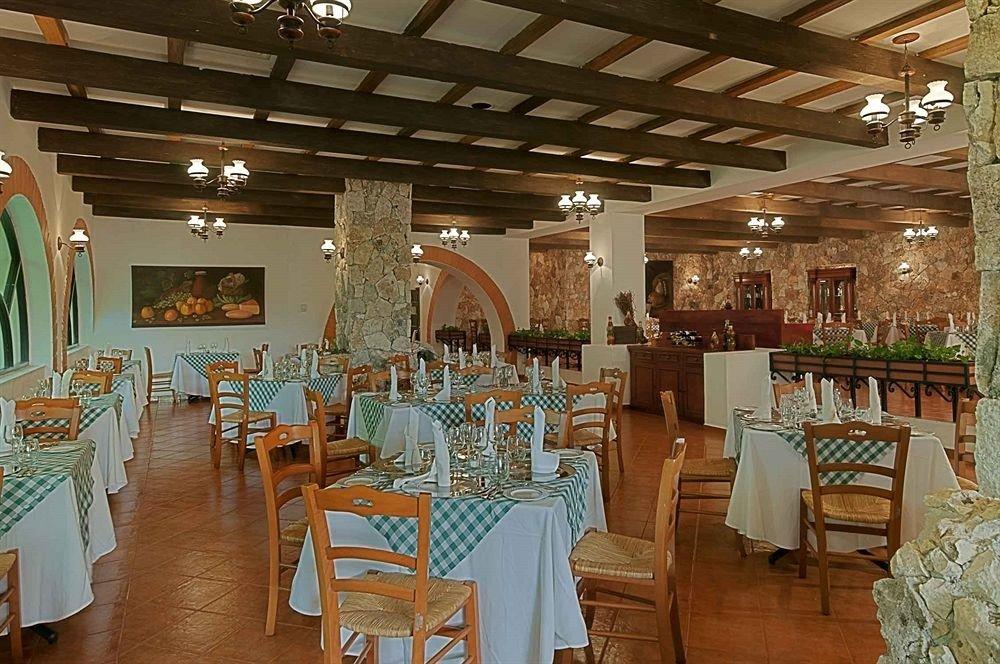 chair Dining restaurant function hall Resort